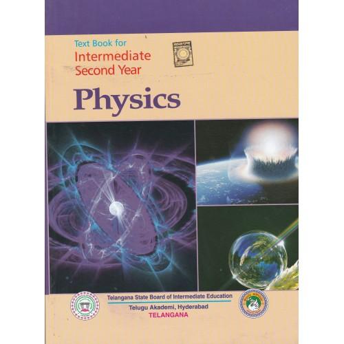 TEXT BOOKS | INTERMEDIATE | Intermediate Physics 2nd Year English